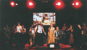 """Romano di Lombardia, Concerto """"Der Folk ofen"""" @ Romano di Lombardia"""