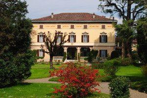 Martinengo, Tinte d'autunno al Parco di Villa Allegreni @ Martinengo