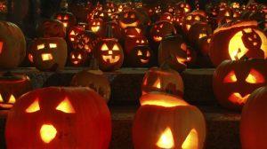 Malpaga, Halloween per adulti