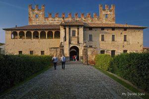 Malpaga, Visite al Castello