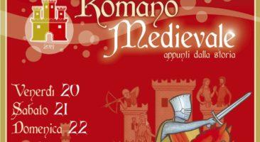 """Romano di Lombardia, """"Romano Medievale. Appunti dalla Storia"""""""