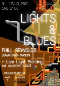 Martinengo, Serata Lights&Blues -tra musica e arte
