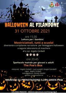 Martinengo, Halloween al Filandone